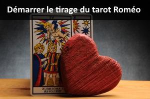 Voyance par le Tarot Roméo Amour