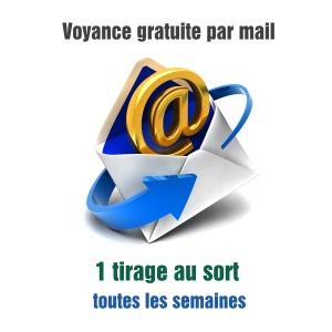 Votre question de voyance gratuite par mail à gagner par tirage au sort